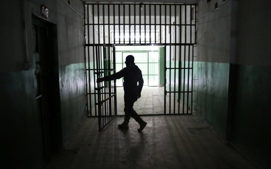 Kalėjimas Sirijoje