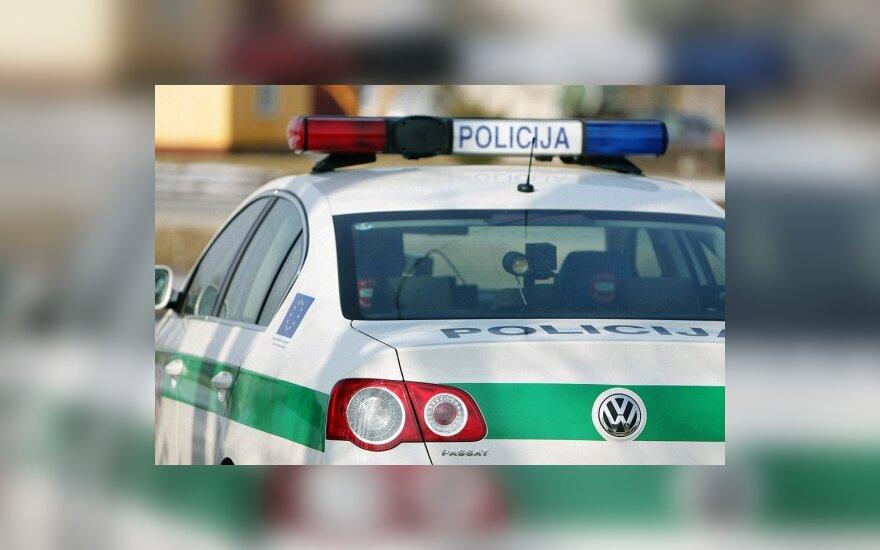 Kauno apskrityje policija išaiškino 22 KET pažeidimus
