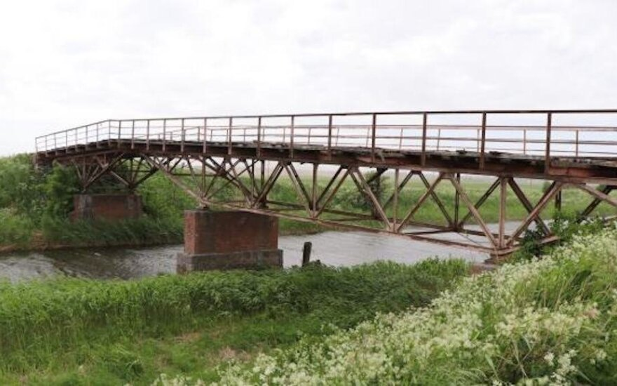 Tilto per Karaliaus Vilhelmo kanalą rekonstrukcijai – atviras kelias