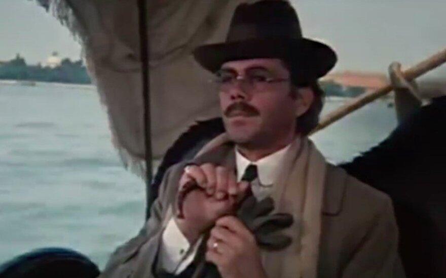 """Kadras iš filmo """"Mirtis Venecijoje"""""""
