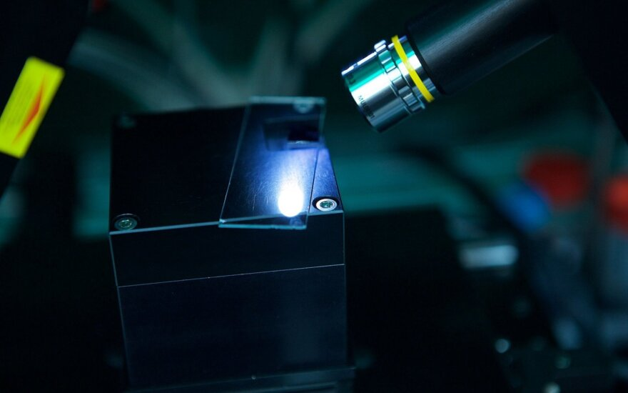 Lithuanian scientists patent world-first in laser technology