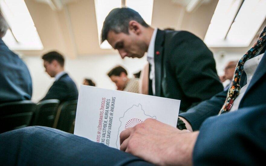 Presentation of the SocDems electoral programme