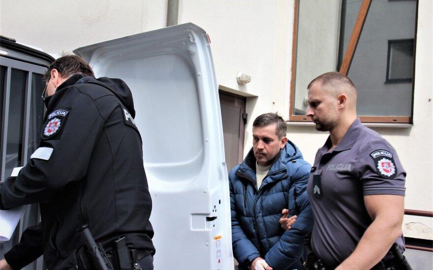 Ukrainietis, Klaipėdoje nužudęs tautietį, nuteistas kalėti 11 metų