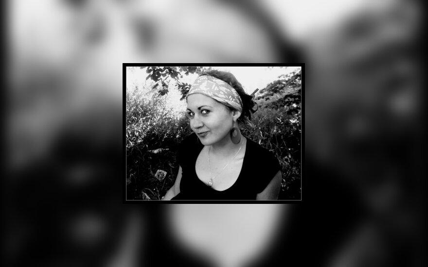 Kotryna Radžiūtė, 16 metų