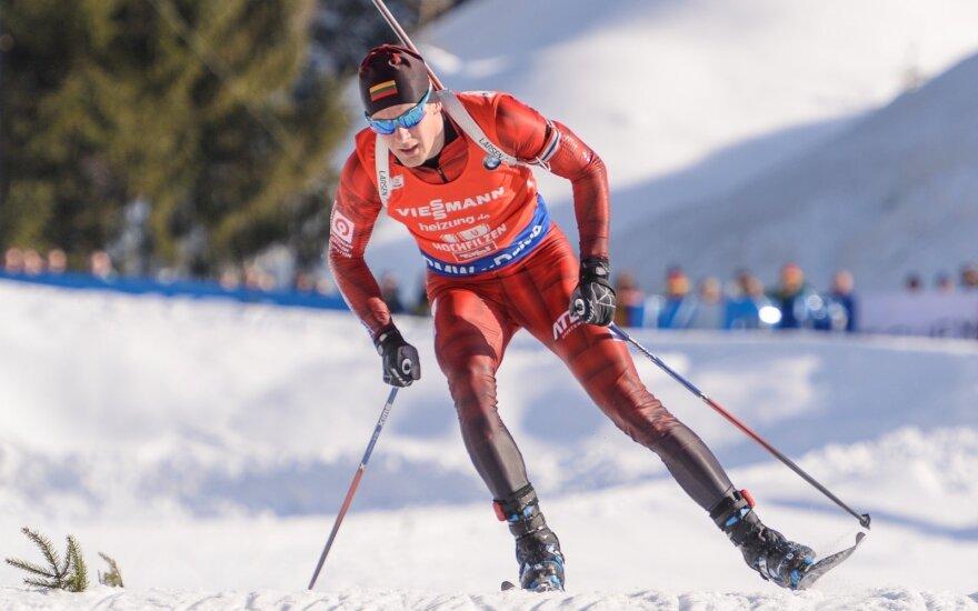 Tomas Kaukėnas (Lietuvos biatlono federacijos nuotr.)