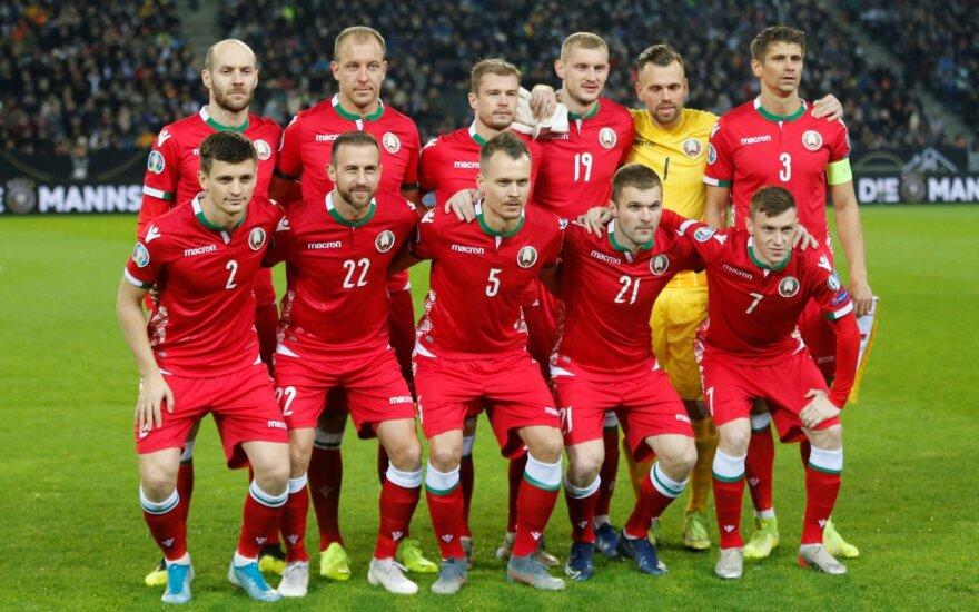 Baltarusijos futbolo rinktinė