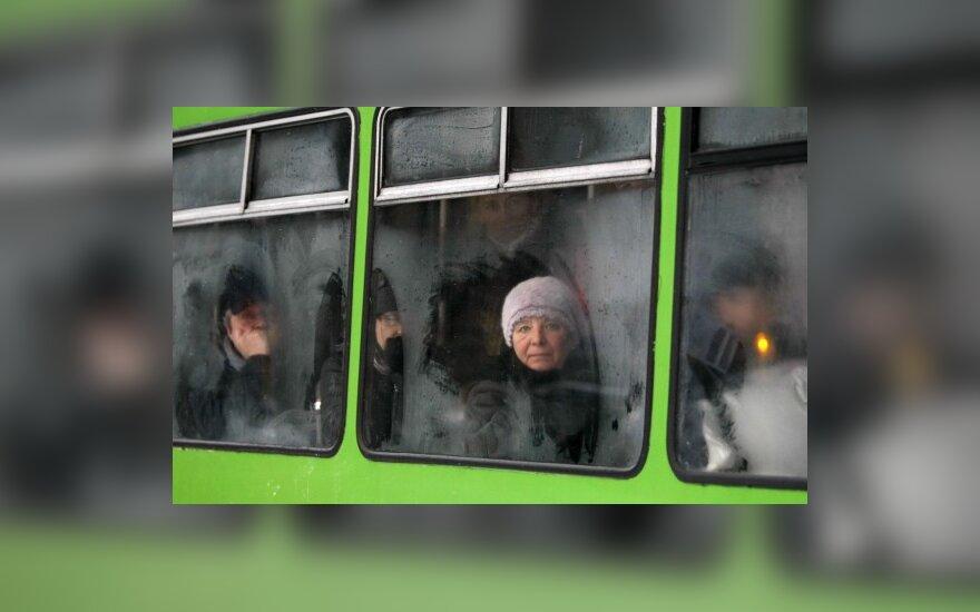 Lenkijoje per vieną naktį mirtinai sušalo 12 žmonių