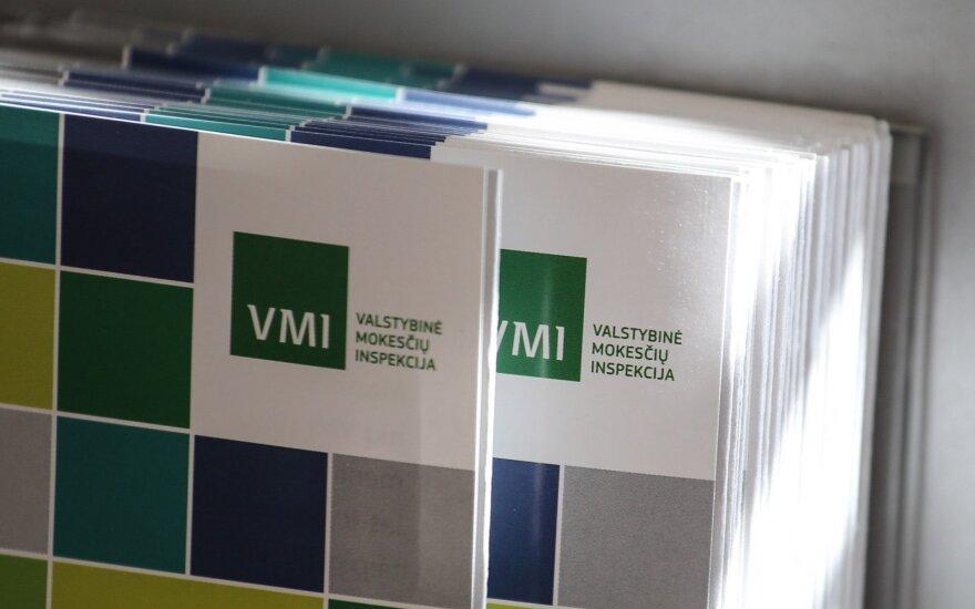 The State Tax Inspectorate (VMI)