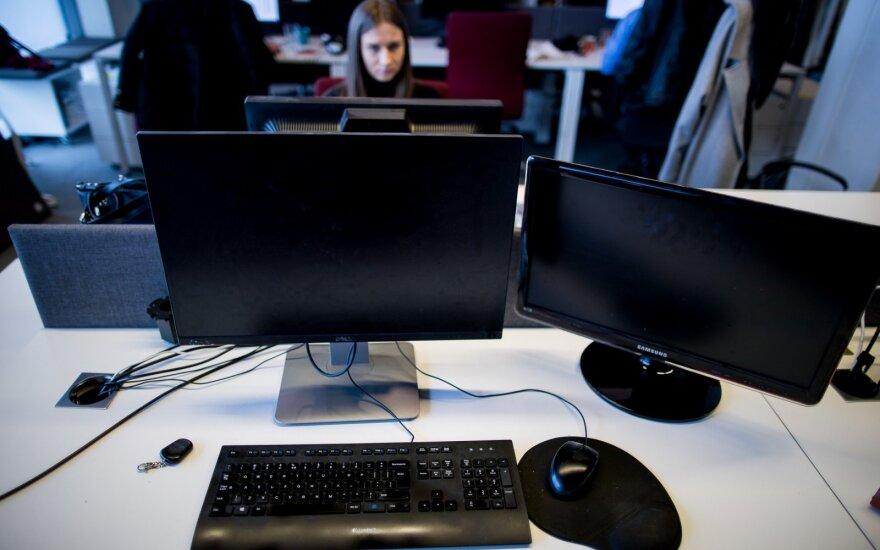 Nedarbas gruodį augo iki 8,7 proc.