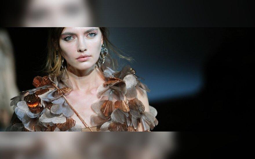 Giorgio Armani. 2011-2012 m. rudens - žiemos kolekcija