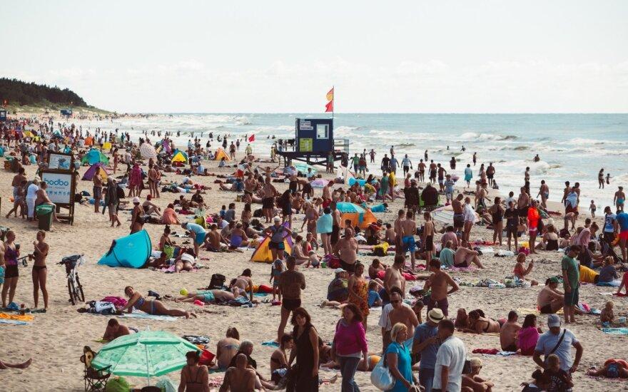Užsienio ekspertai išrinko: šie paplūdimiai – geriausi Lietuvoje