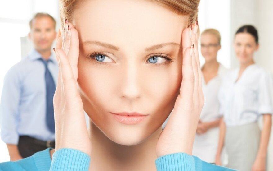 Galvos trauma: smegenų sukrėtimas gali grėsti gyvybei