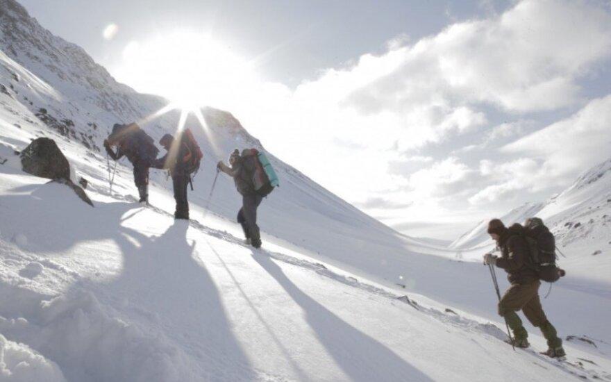 "Filmas ""Diatlovo perėja: dingusi ekspedicija"""