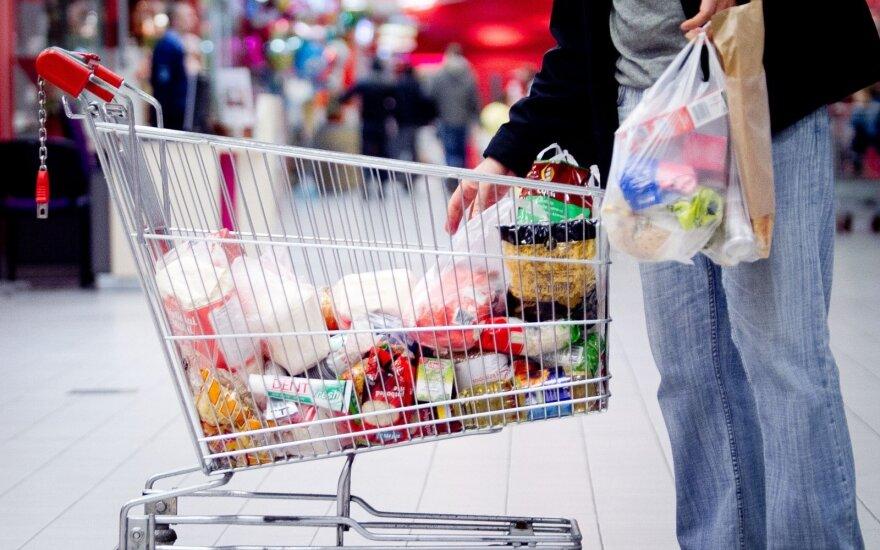 Gyventojai reaguoja į kylančias kainas: pradeda jaudintis