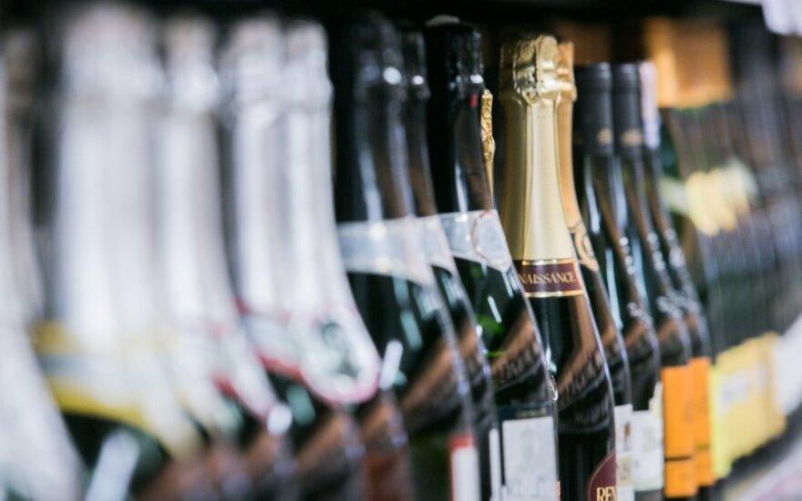 Kiek alkoholio suvartoti normalu, o kada jau reikia sunerimti
