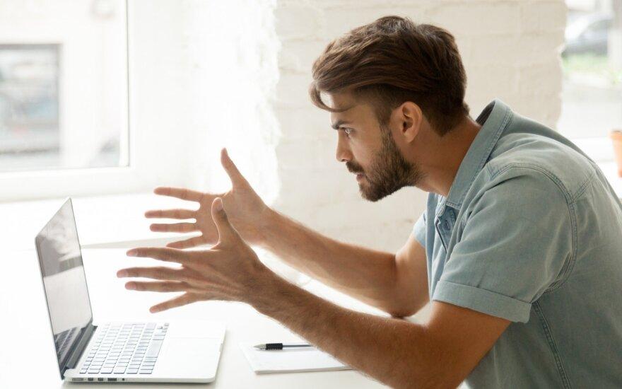 Slaptieji klavišų deriniai, kurie padės užstrigus kompiuteriui
