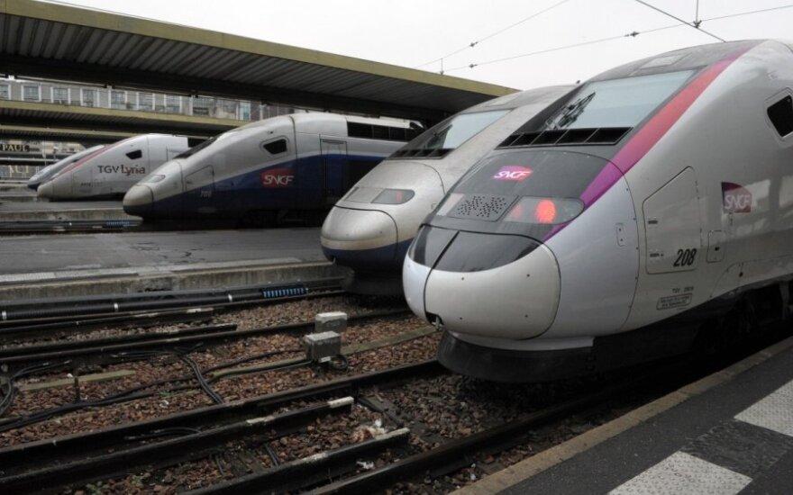 Greitieji traukiniai