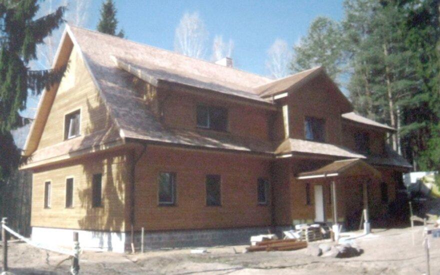 Asociatyvi nuotr. / Pirmasis Lietuvoje sertifikuotas pasyvus namas