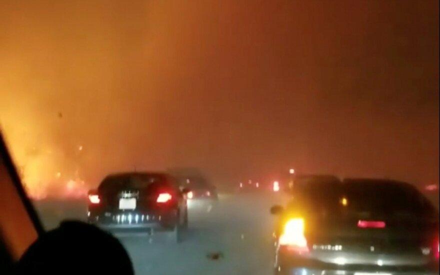 Nelaimė užklupo vos per kelias valandas: sunaikintas visas miestas
