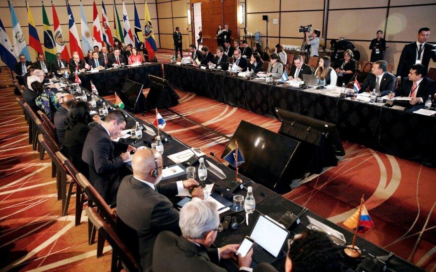 Limos grupė ragina JT imtis veiksmų dėl krizės Venesueloje