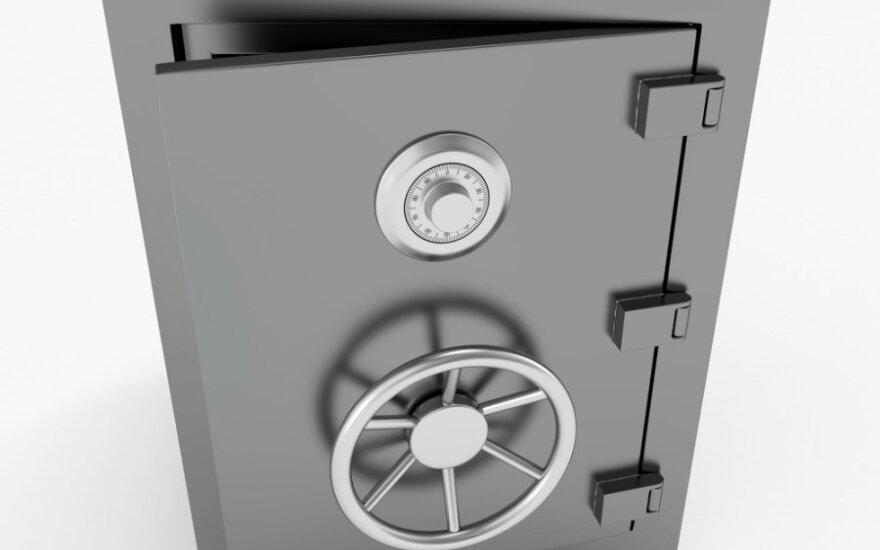 Panevėžyje seifas iš parduotuvės pagrobtas dieną, Juodupėje - naktį