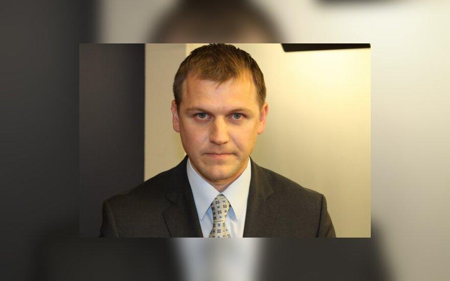 Terorizmu įtariamos E.Kusaitės byla perduota M.Dūdai
