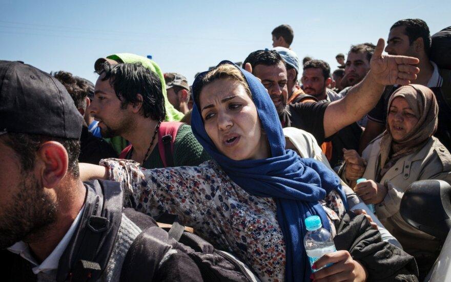 Tiesa apie pabėgėlius. 10 klausimų ir atsakymų