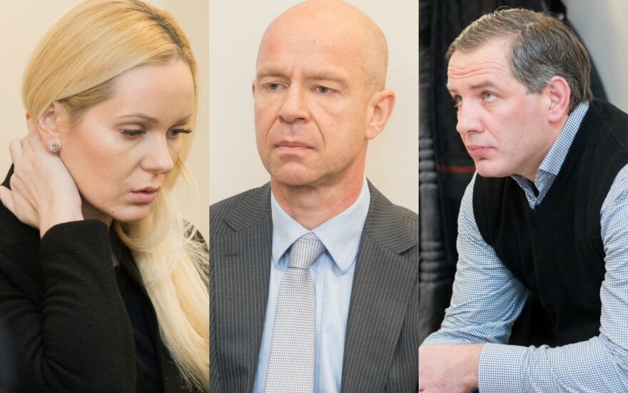 Patricija Šulskienė, Ignas Staškevičius ir Darius Šulskis