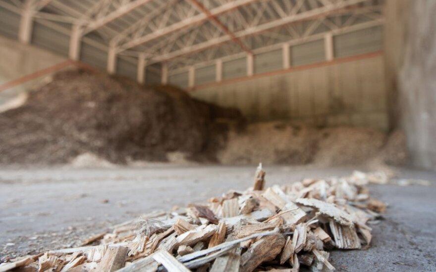 Biokuro katilinės: sąnaudos mažesnės, sąskaitos tokios pat