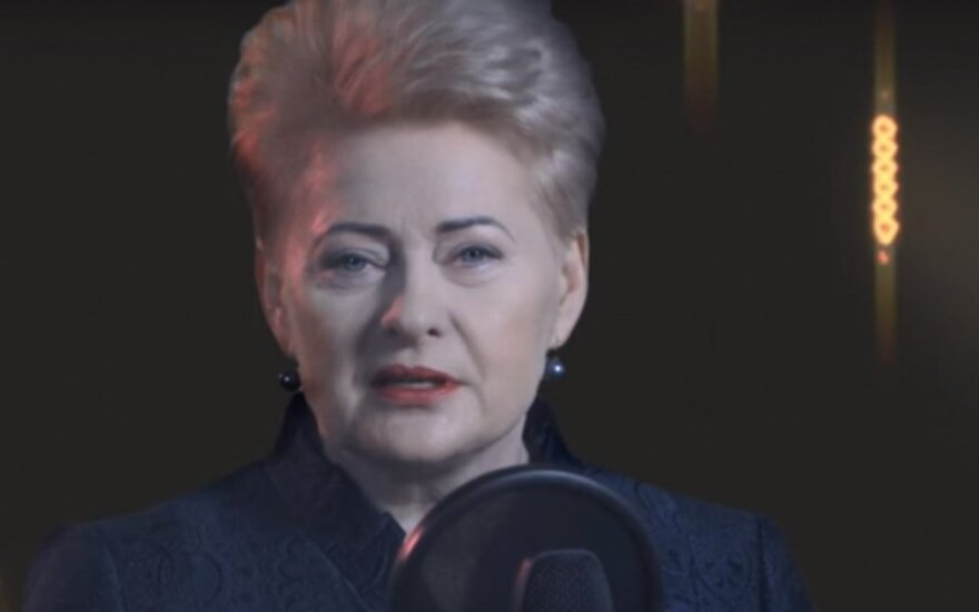 Lithuanian president off to Iceland for women leaders' conference