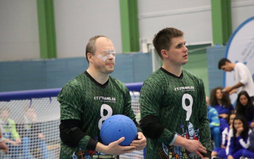 Marius Zibolis (kairėje)
