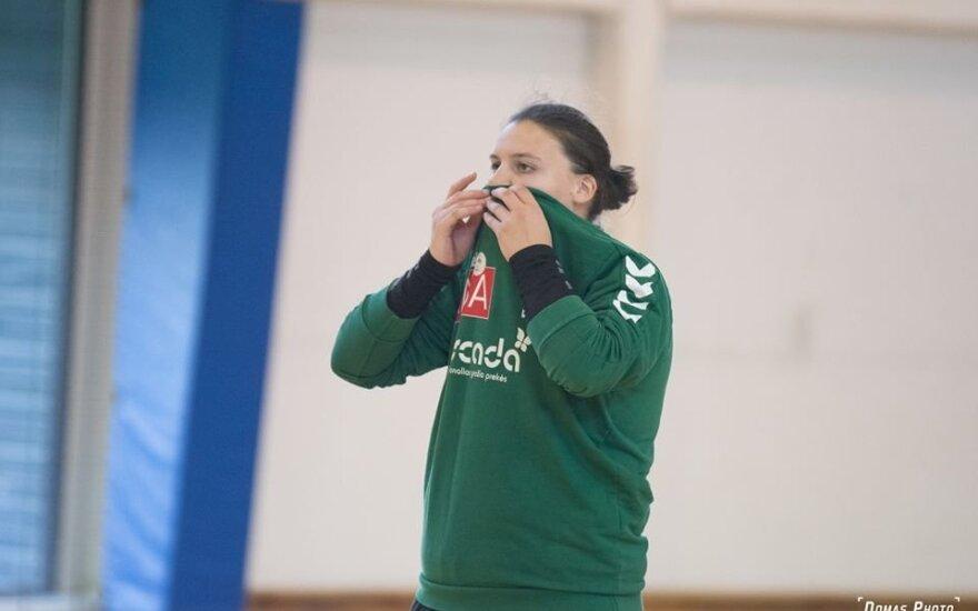 Retenybė rankinyje: Lietuvos vartininkė per mačą pelnė penkis įvarčius