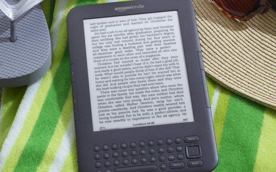 Piratavimas stabdo elektroninių knygų leidybos plėtrą