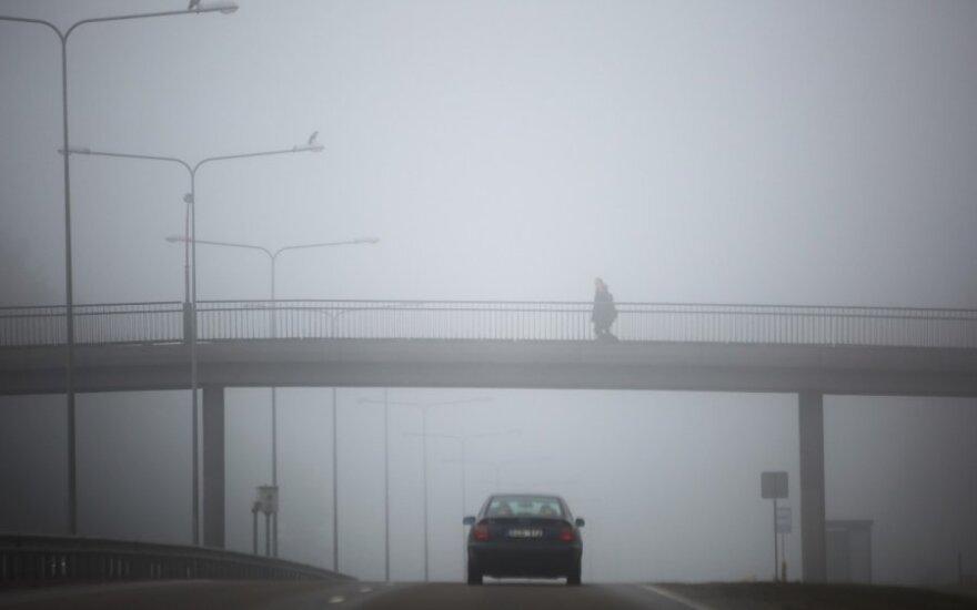 Vairuotojai rudenį neįvertina dviejų pasikeitusių dalykų