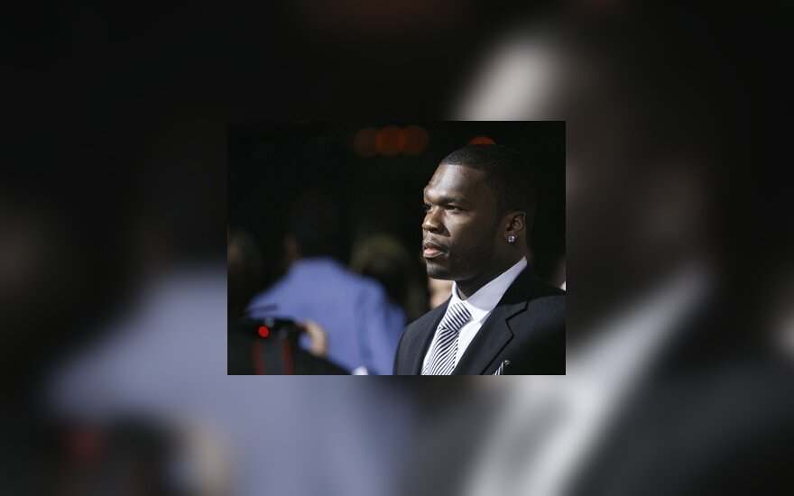 Dainininkas 50 Cent dainuos su Bette Midler?