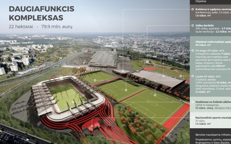 Axis industries national stadium project render