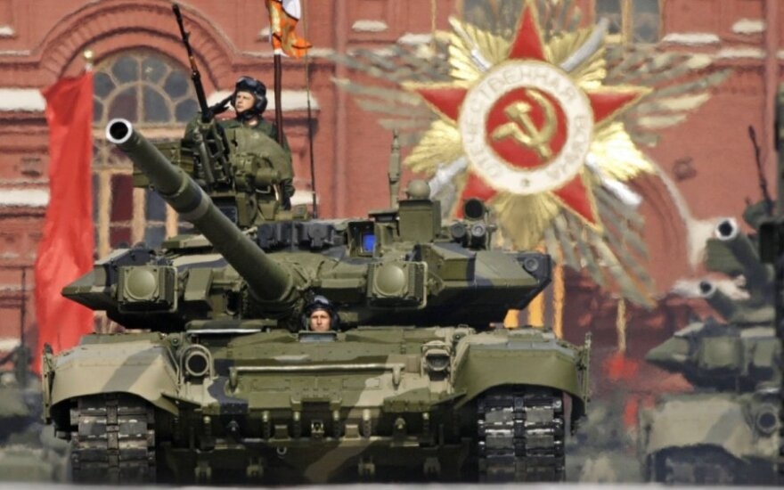 Ukrainos admirolas nurodė, iš kurios pusės tikėtis Rusijos kariuomenės puolimo