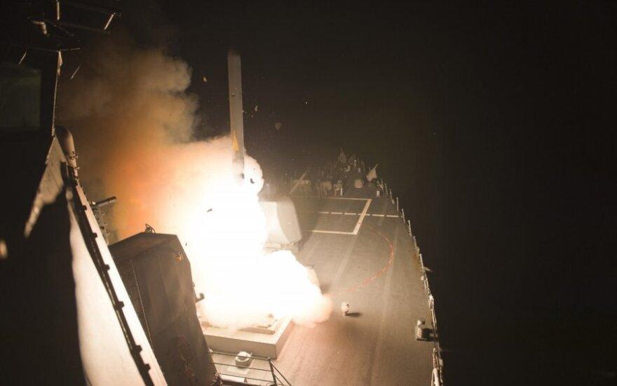 Didžioji Britanija į Siriją siųs ginkluotus žvalgybinius orlaivius