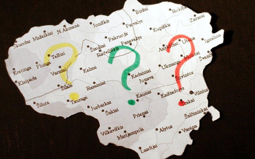 Kiek ir kokių darbuotojų kur trūksta - tai turėtų parodyti kuriamas kvalifikacijų žemėlapis