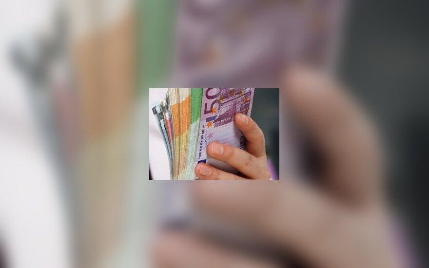 Gruzijos policija rado šiltadaržyje daugiau nei milijoną eurų