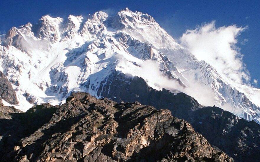Kalnuose – dramatiška rusų alpinisto gelbėjimo operacija