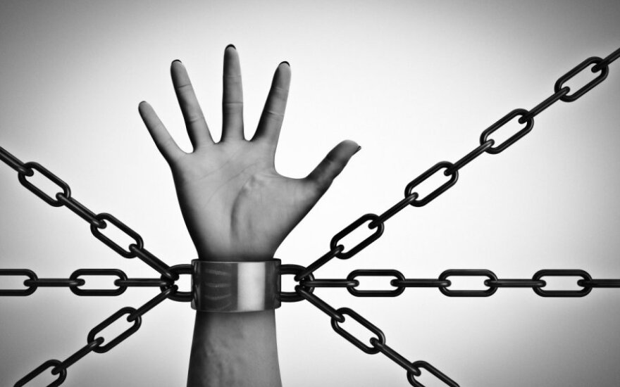 Palyginus, Lietuvoje vergovės nedaug