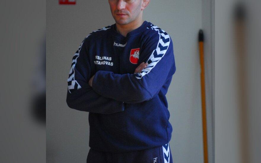 Lietuvos imtynininkų treneris R.Vartanovas: būsime pasirengę rimtoms kovoms