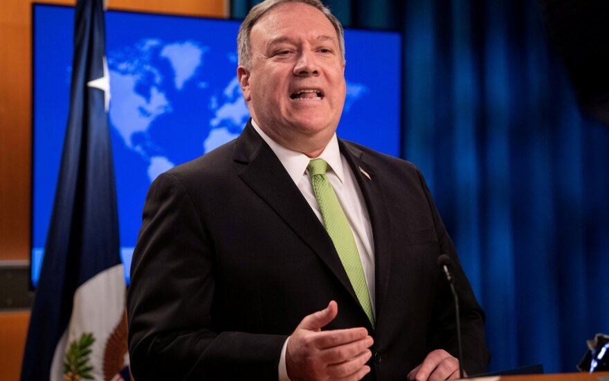 Mike'as Pompeo