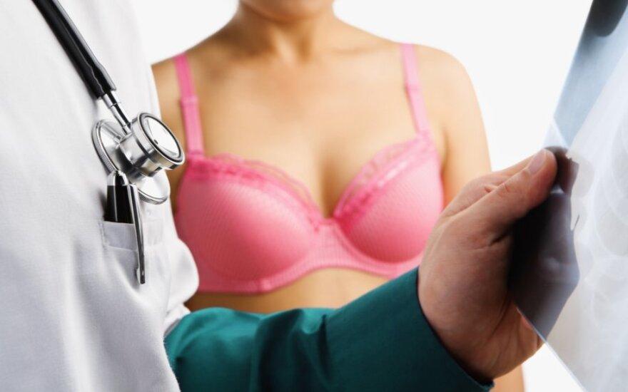 Vėžiu suserga 6 kartus daugiau moterų nei vyrų ir tam yra paaiškinimas
