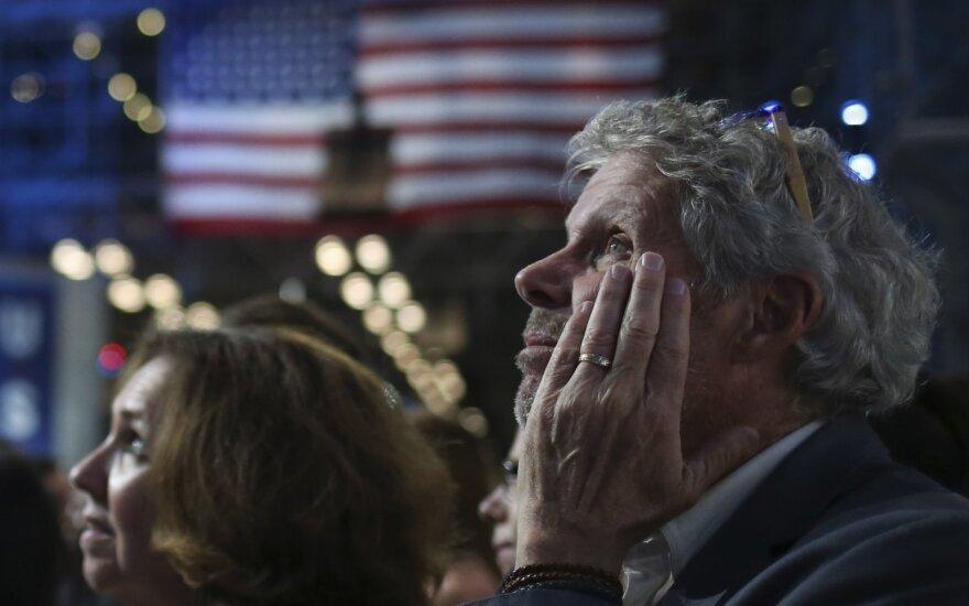 Dvylikai rusų žvalgybininkų pateikti kaltinimai dėl kišimosi į JAV prezidento rinkimus