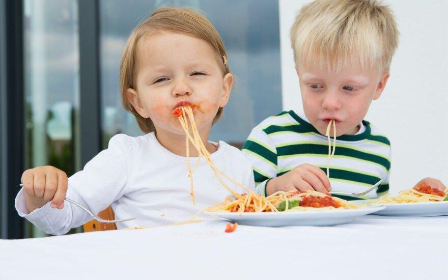12 patarimų, kaip užauginti sveiką vaiką