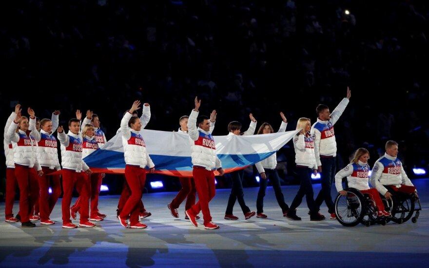 Rusijos parolimpinė rinktinė