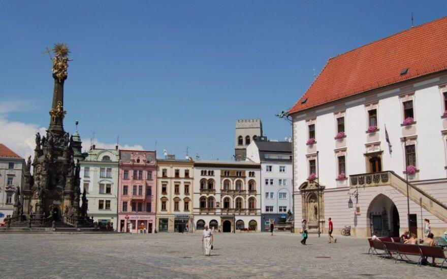 """""""Erasmus"""" semestras, arba nuotykiai Čekijoje"""