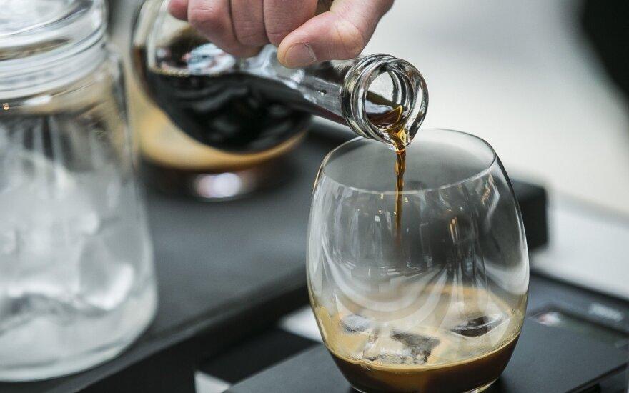 """Kavos festivalio """"Coffee Week Lithuania"""" čempionatai"""